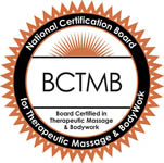 National Certification Board for Therapeutic Massage and Bodywork logo